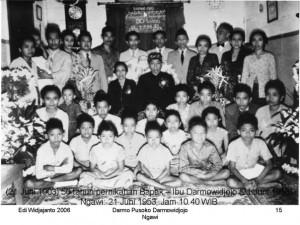 Keluarga Besar Darmowijoyo