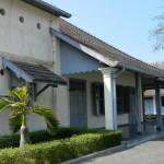 bangunan belakang museum